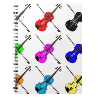 Fiddles Notebook