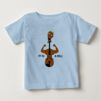 Fiddling Baby T-Shirt
