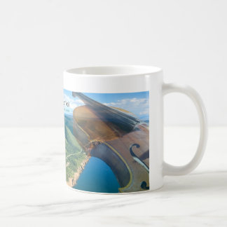 Fiddling on the Cabot Trail Coffee Mug