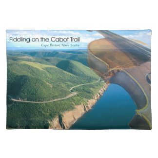 Fiddling on the Cabot Trail Place Mats