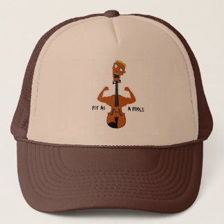 Fiddling Trucker Hat