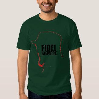fidel1 tshirts