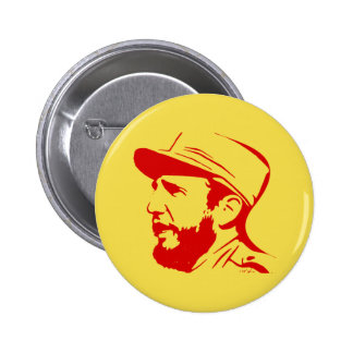 Fidel 2 Inch Round Button