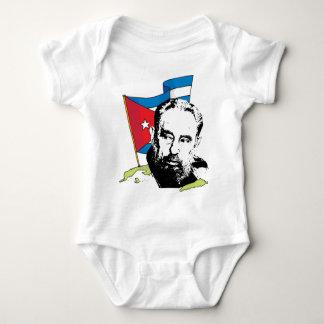 Fidel Castro Baby Bodysuit