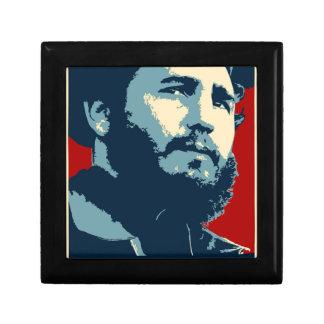 Fidel Castro - Cuban Revolution President of Cuba Gift Box
