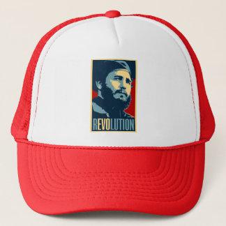 Fidel Castro - Cuban Revolution President of Cuba Trucker Hat