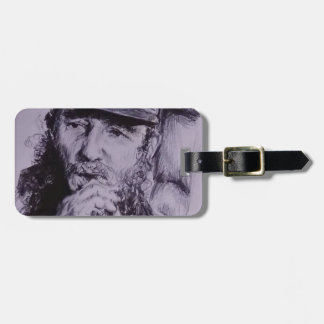 Fidel Castro Luggage Tag