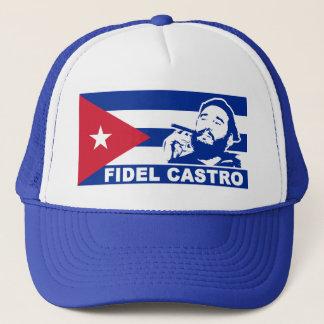 Fidel Castro Trucker Hat