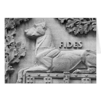 Fides Greeting Card