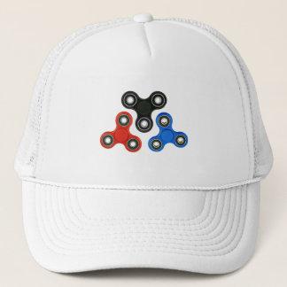 fidget spinner hat