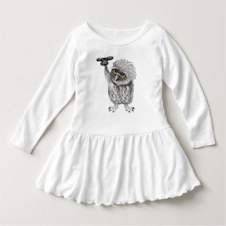 Fidget spinner Owl Dress