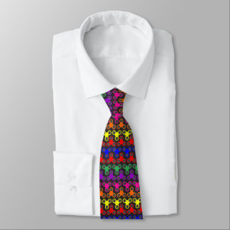 fidget spinner tie