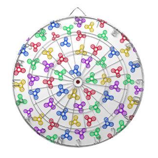 Fidget Spinners Dartboard