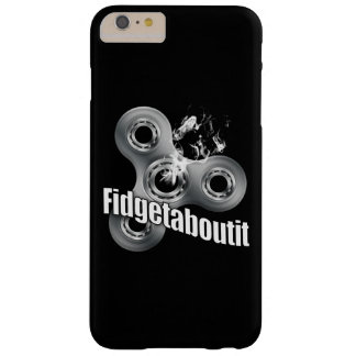 Fidgetaboutit! Smoking Fidget Spinner Barely There iPhone 6 Plus Case