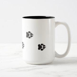 Fido Stuff! Two-Tone Coffee Mug
