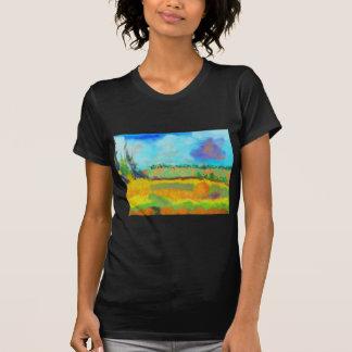 Field Art, After Pissarro T-Shirt