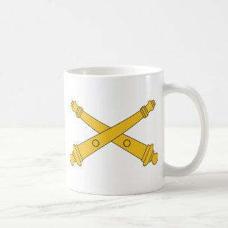 Field Artillery Insignia Coffee Mug