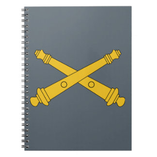 Field Artillery Insignia Notebooks