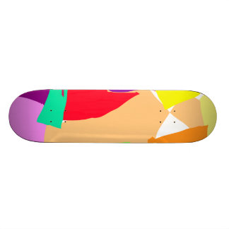 Field Crop Japan Small Tiny Cozy Agriculture Skateboard Deck