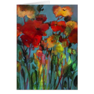Field Flowers • Michelle Abrams - card