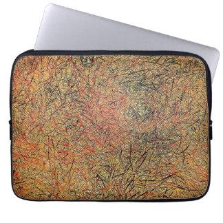 Field Grass Laptop Sleeve