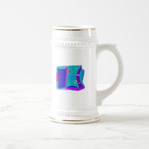 Field Green Coffee Mugs
