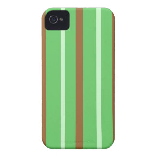 Field Green Stripes Case-Mate iPhone 4 Case