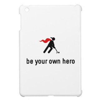 Field Hockey Hero iPad Mini Cover