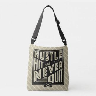 Field Hockey Hustle, Hit All Over Print Bag