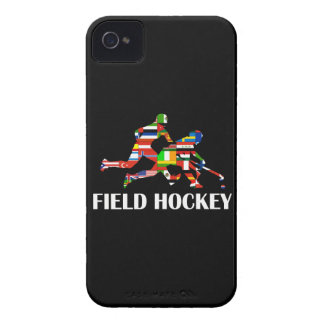 Field Hockey iPhone 4 Covers