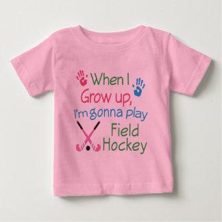 Field Hockey Player (Future) Baby T-Shirt