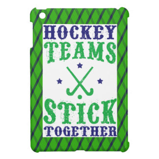 Field Hockey Teams Stick Together Case iPad Mini Case