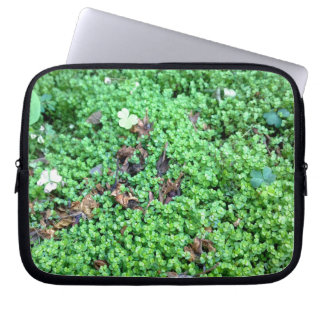 Field of Clovers Laptop Sleeves