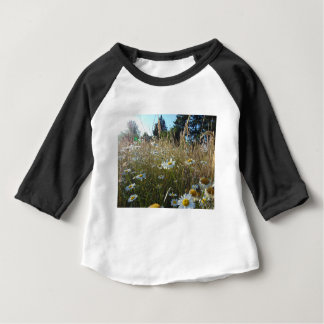 Field of Daisies Baby T-Shirt