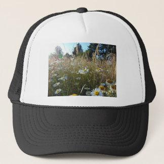 Field of Daisies Trucker Hat