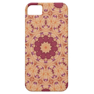 Field of Flowers Mandala Case For The iPhone 5