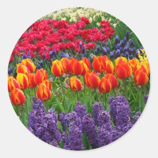 Field of Flowers Stickers