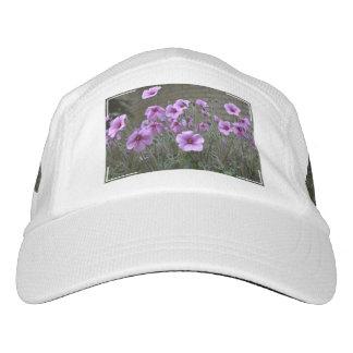 Field of Geraniums Headsweats Hat