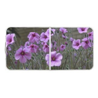 Field of Geraniums Pong Table