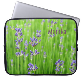 Field of Lavender Computer Sleeves