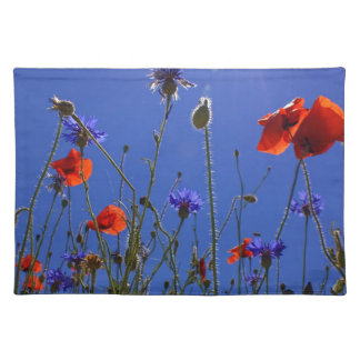 field-of-poppies placemat