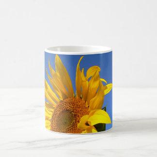 Field Of Sunflowers, Sunflower Coffee Mug
