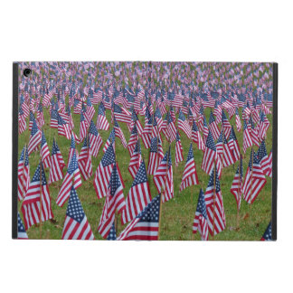 Field of US Flags Cover For iPad Air