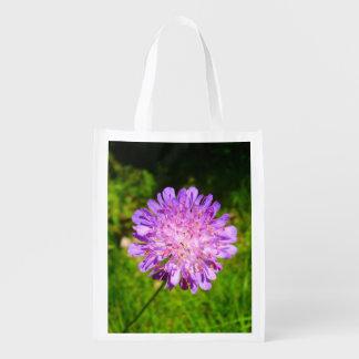 Field Scabious Reusable Bag