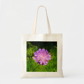 Field Scabious Tote Bag