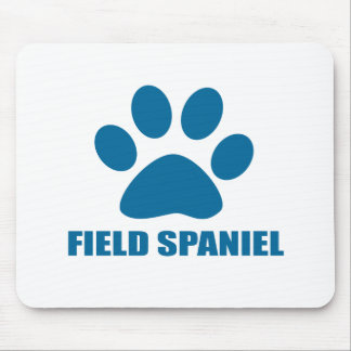 FIELD SPANIEL DOG DESIGNS MOUSE PAD