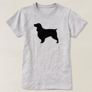 Field Spaniel Silhouette T-Shirt