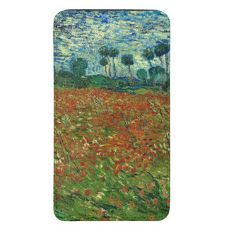 Field with Poppies by Van Gogh Fine Art Galaxy S5 Pouch