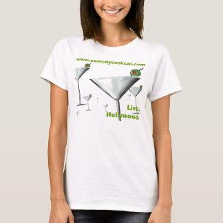 FieldMartinis--website-live-hollywd--spaghetti str T-Shirt
