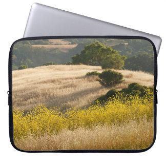 Fields of Elysium in Calero California Laptop Sleeve